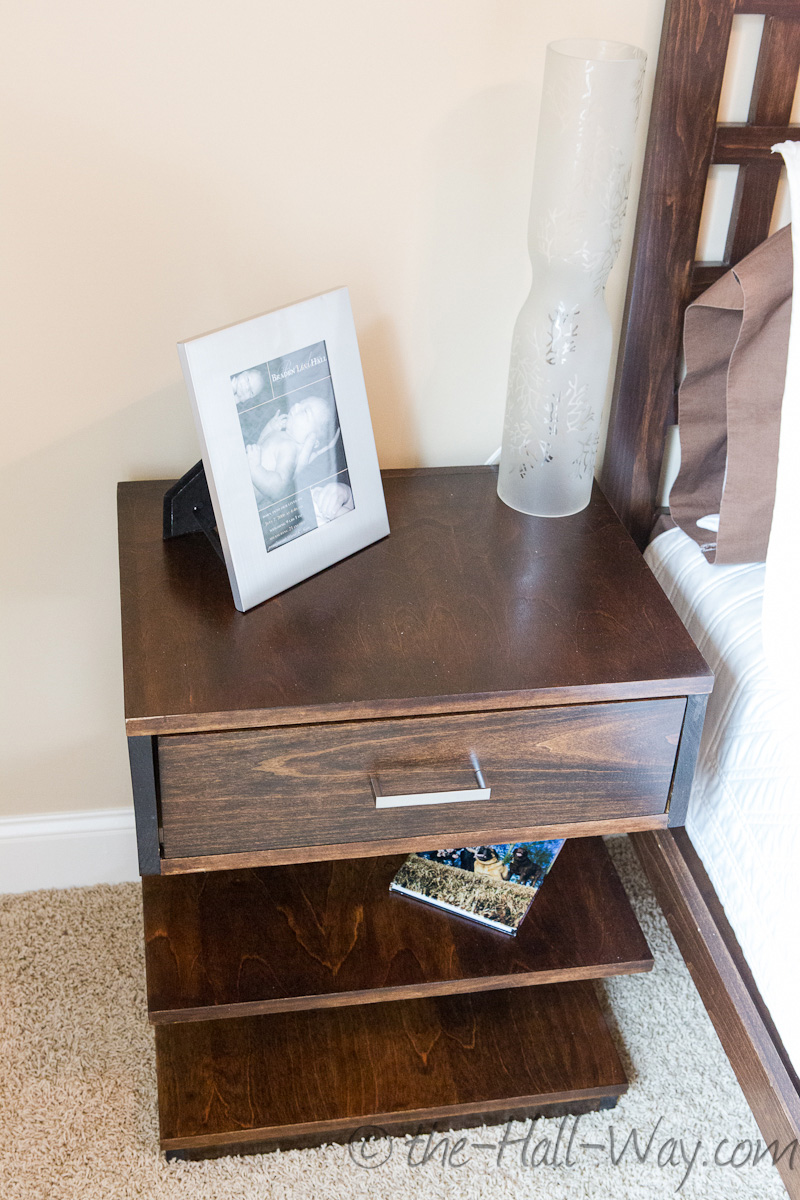Guest Bedroom Nightstands