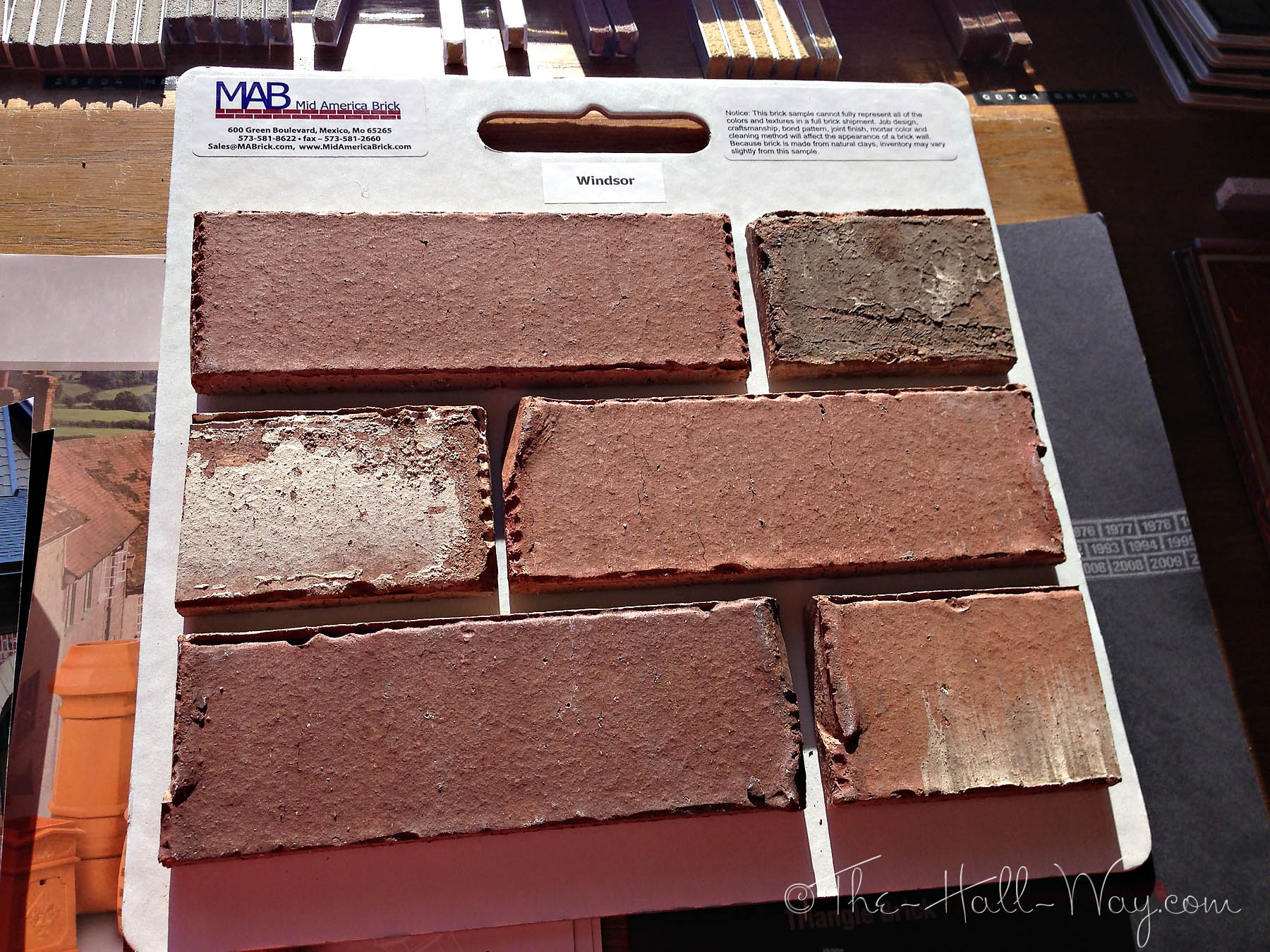 Mid America Brick Windsor