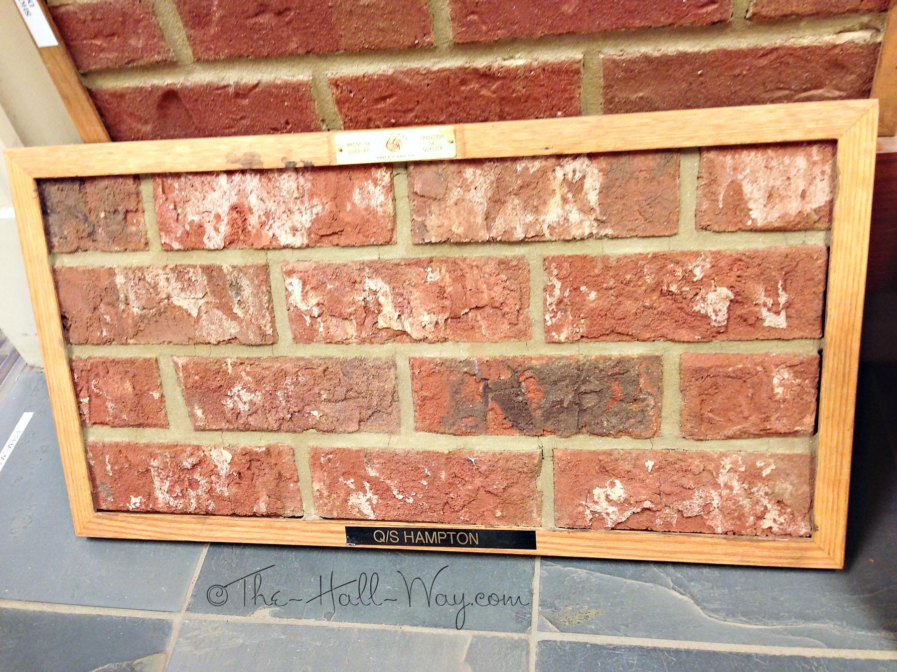 Cherokee Brick - Hampton