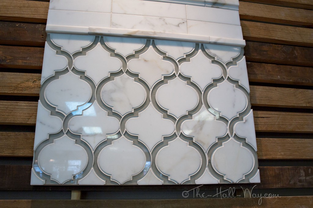 Artistic Tile Toledo Lucid Glass and Stone