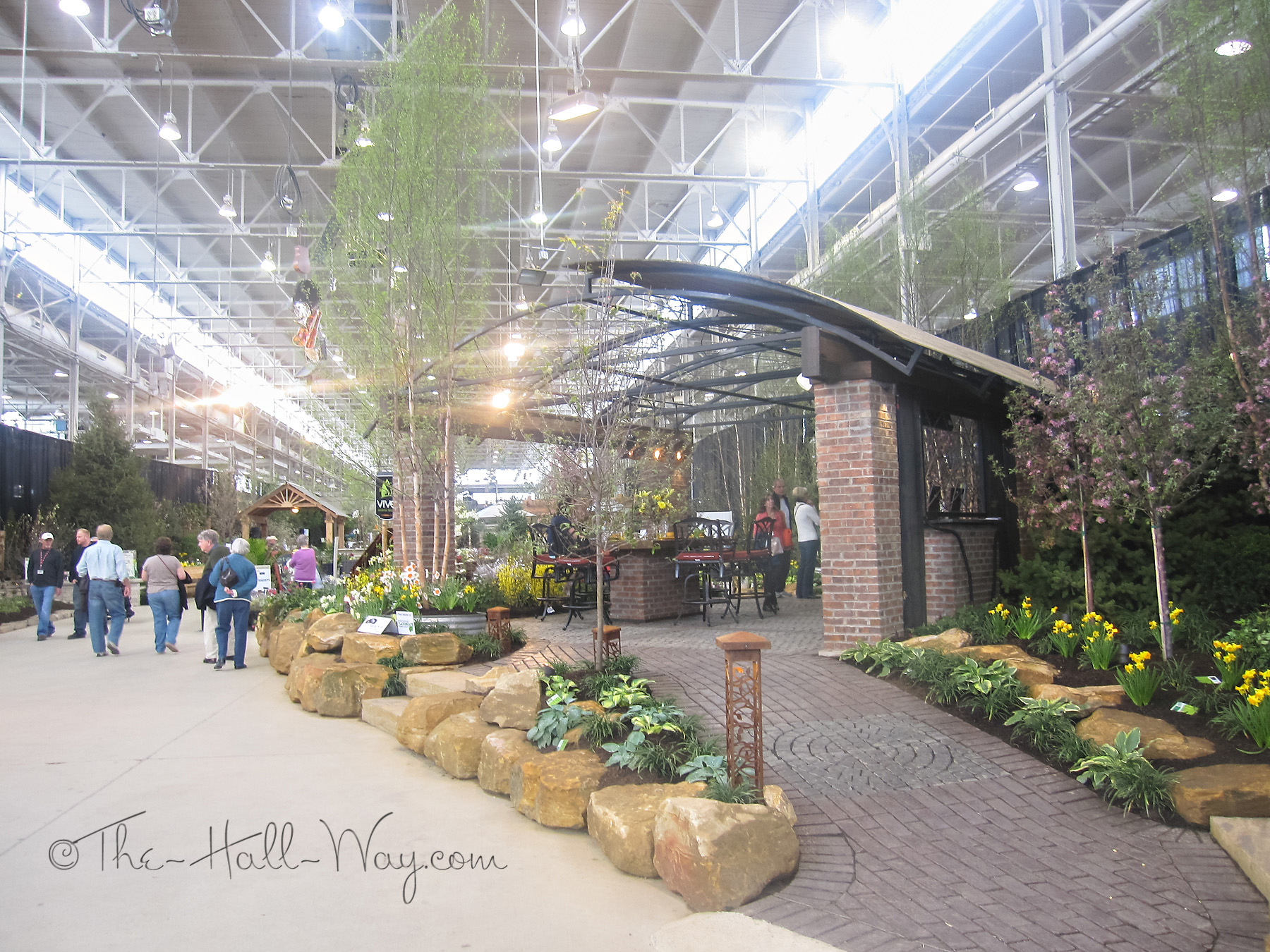 Indy Garden Show The Hall Way - Home and garden show indianapolis