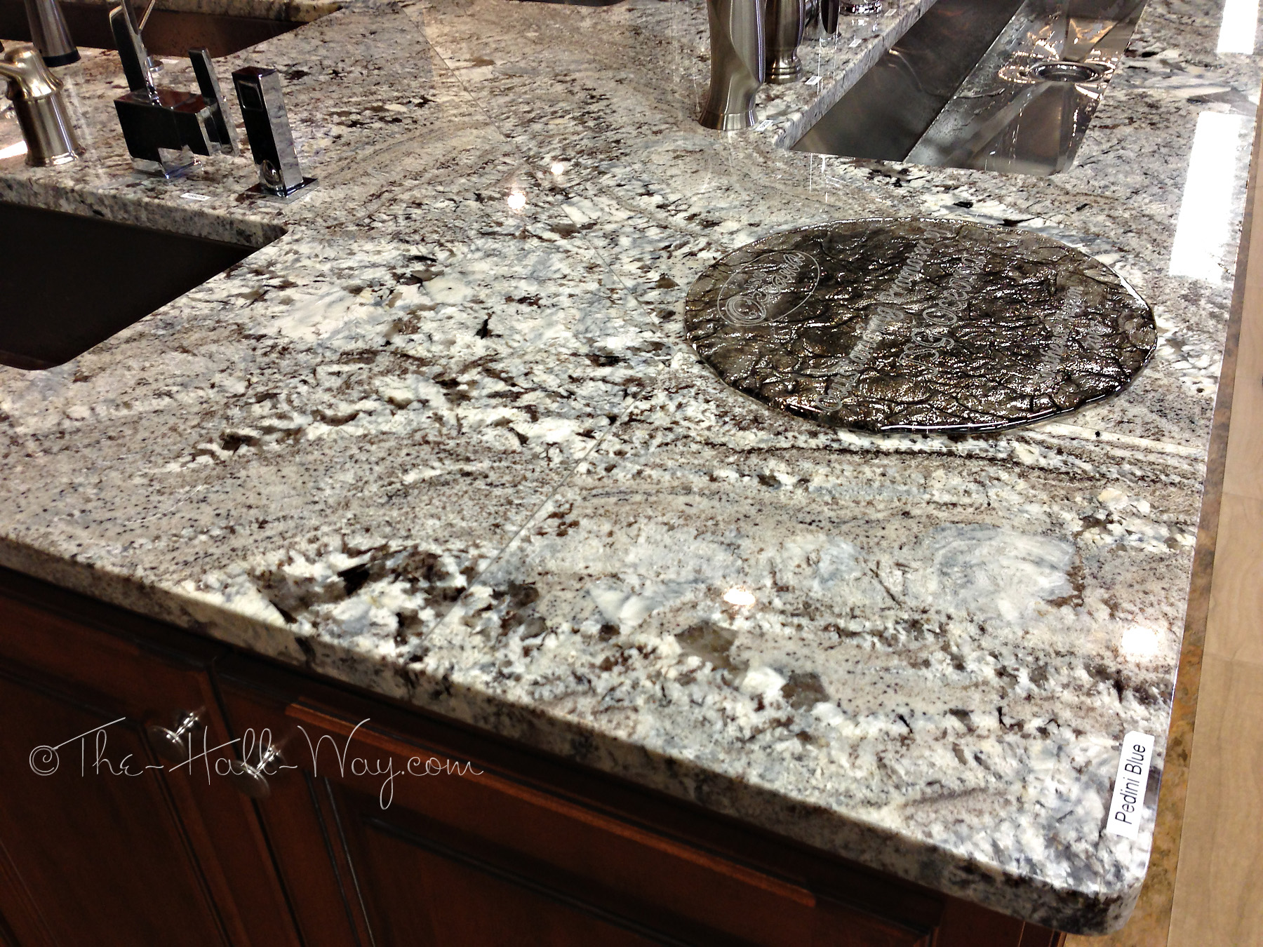 Finding the one the hall way for Lennon granite countertops