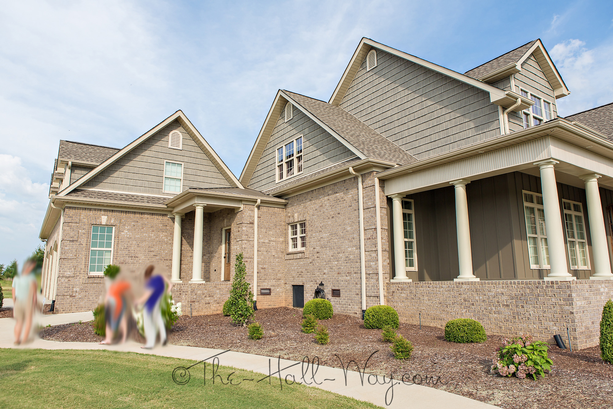 Southern living house plans elberton way for Southern living home plans