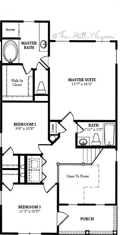 Home Floor Plans together with 1509 Sq Ft Home 1 Story 3 Bedroom 2 Bath House Plans Plan2 139 furthermore Open Concept Floor Plans 4 Bedrooms also Large House Plans as well Plan details. on big front porches