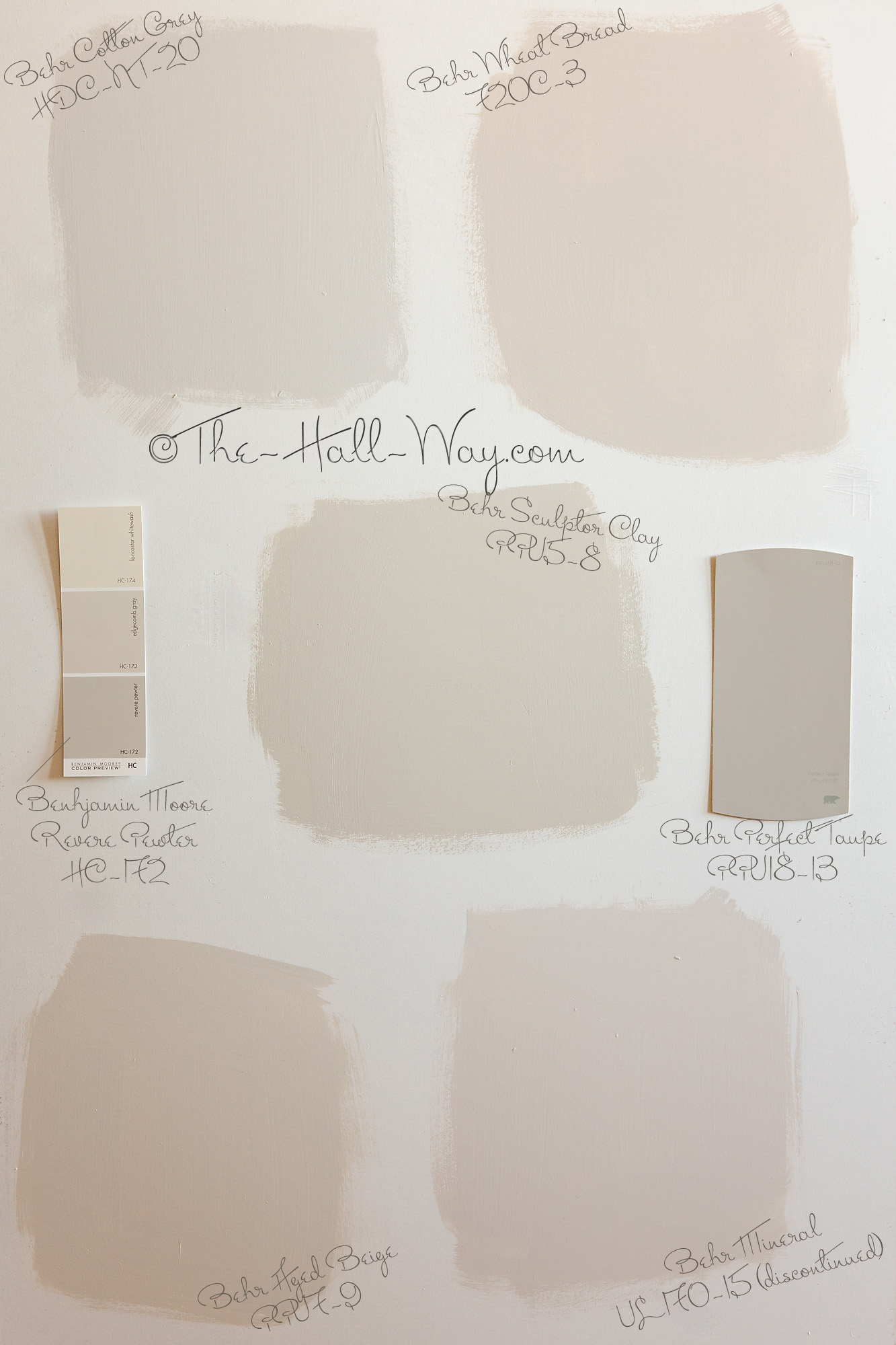 Main Living Area Paint Options