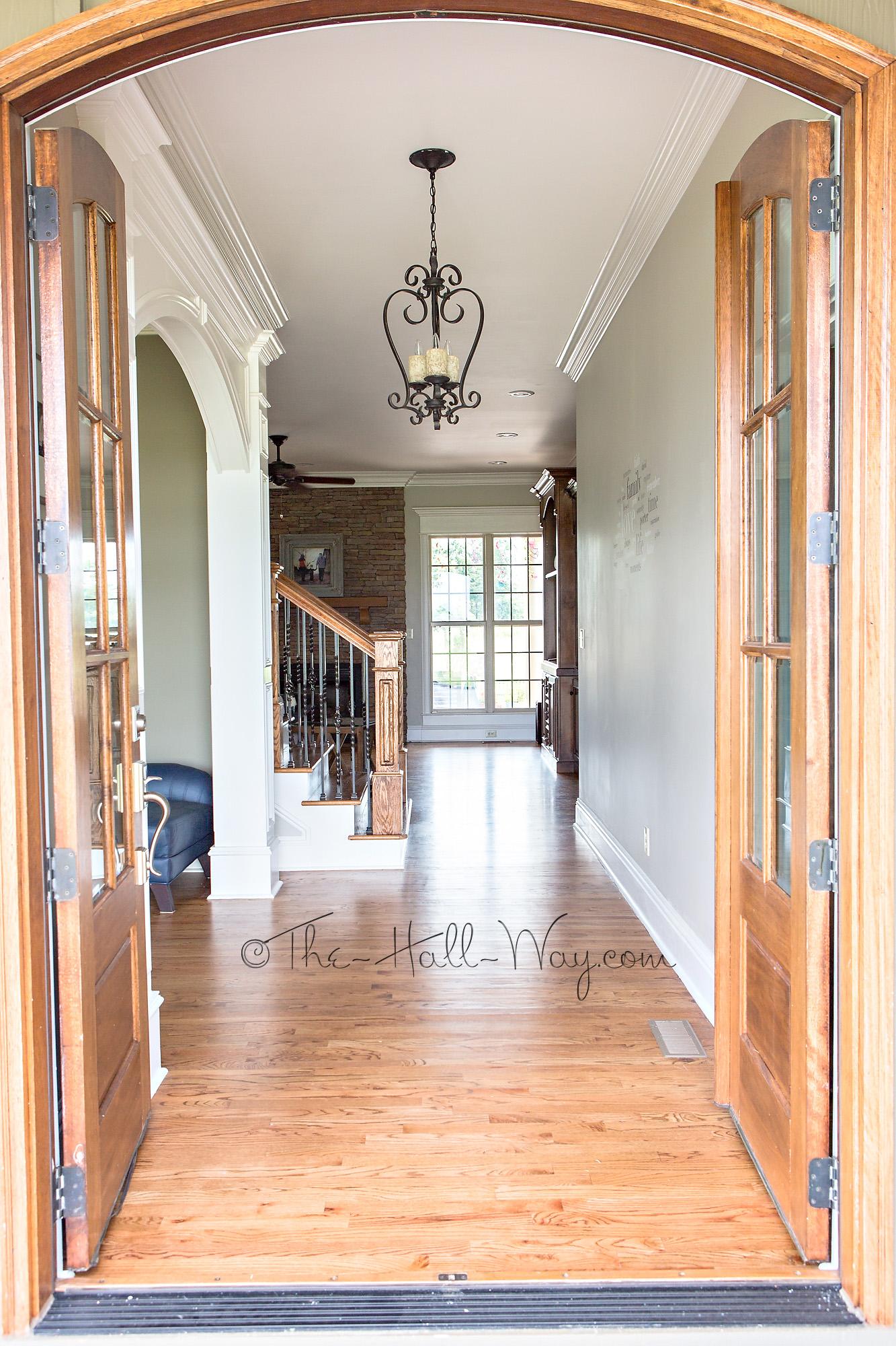 Foyer Paint Colors