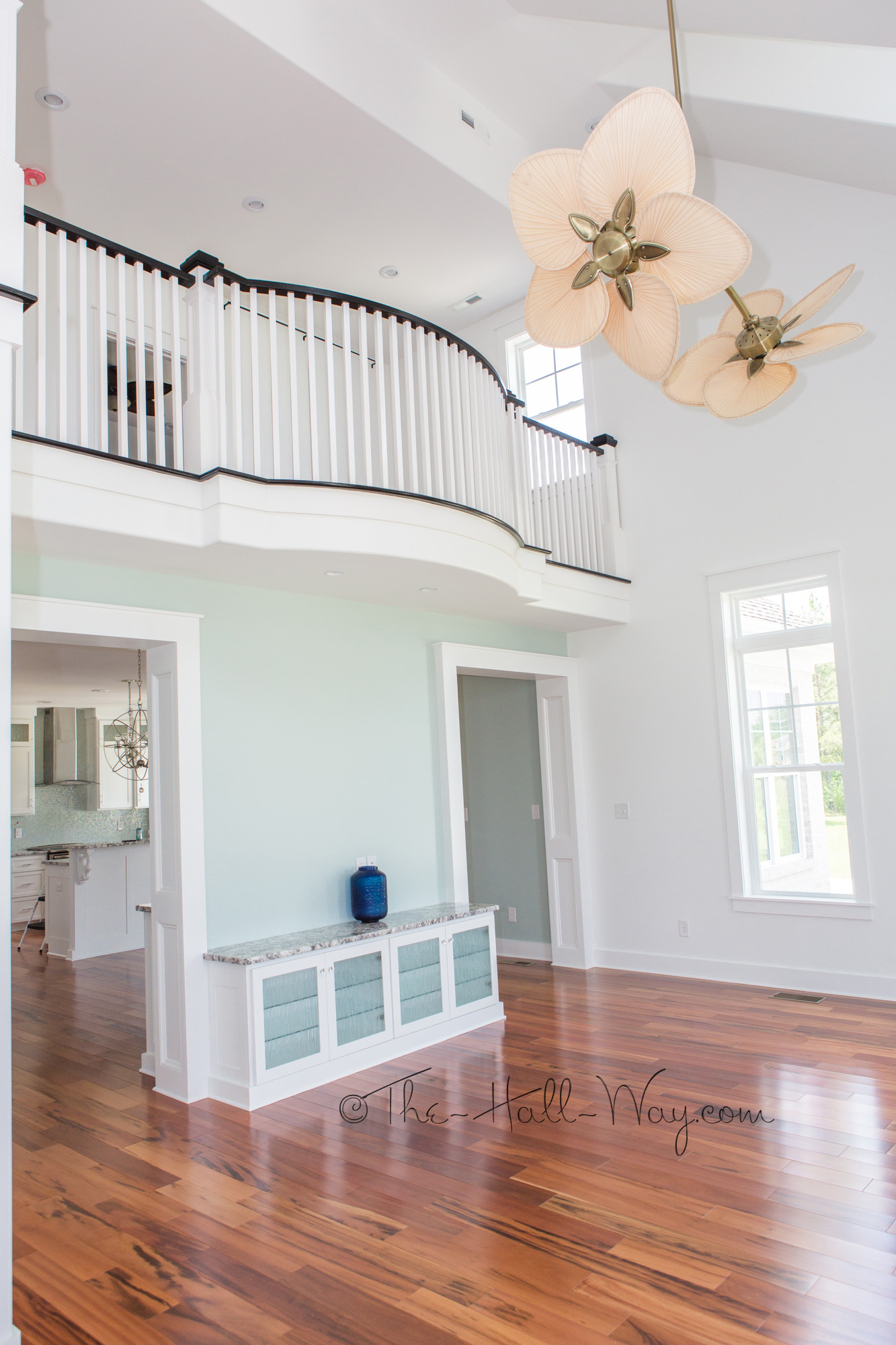 Eastover Cottage – The Main Living Area | The Hall Way