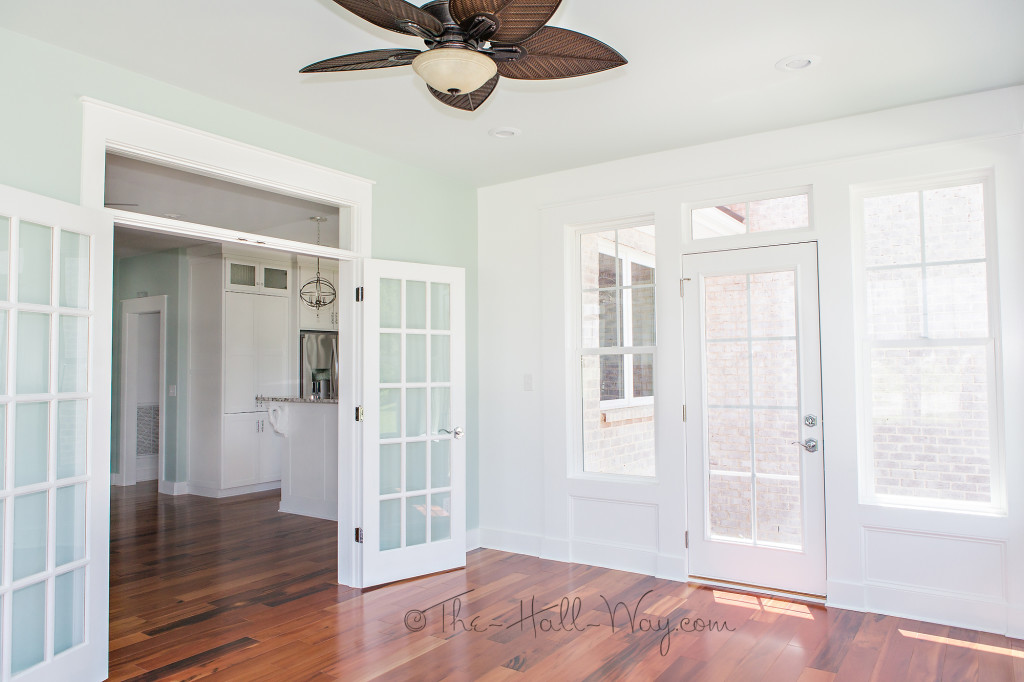 Southern Living Eastover Cottage - Sunroom