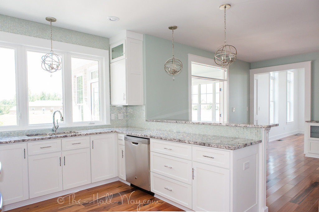 Dining Room Sherwin Williams Copen Blue: Eastover Cottage – The Kitchen
