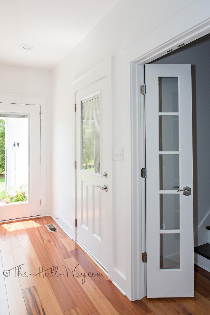 Southern Living Eastover Cottage - Back Hallway