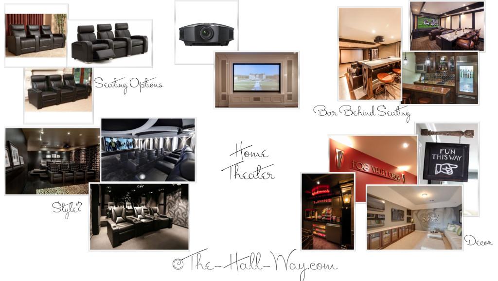 Home Theater Design Board