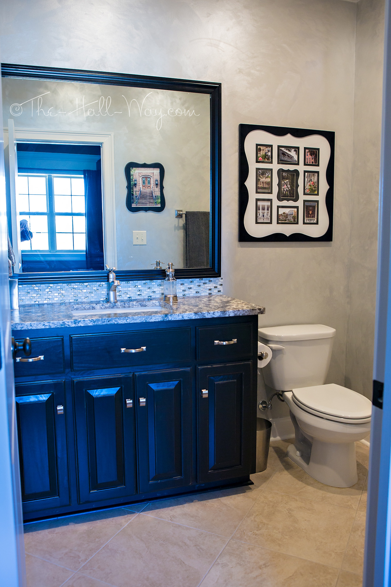 Home Theater Bath – Final Reveal | The Hall Way