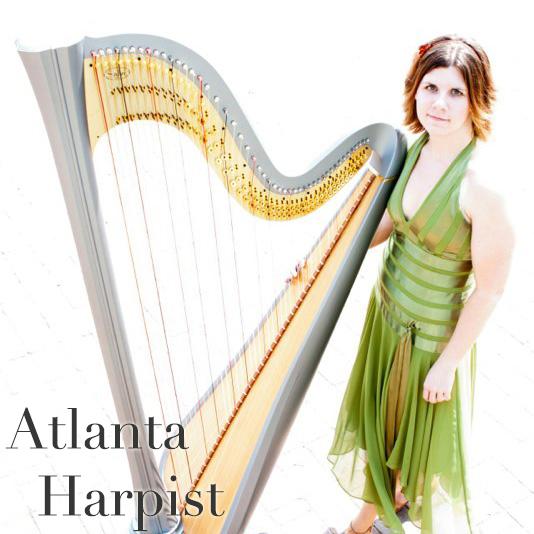 Georgia Harpist