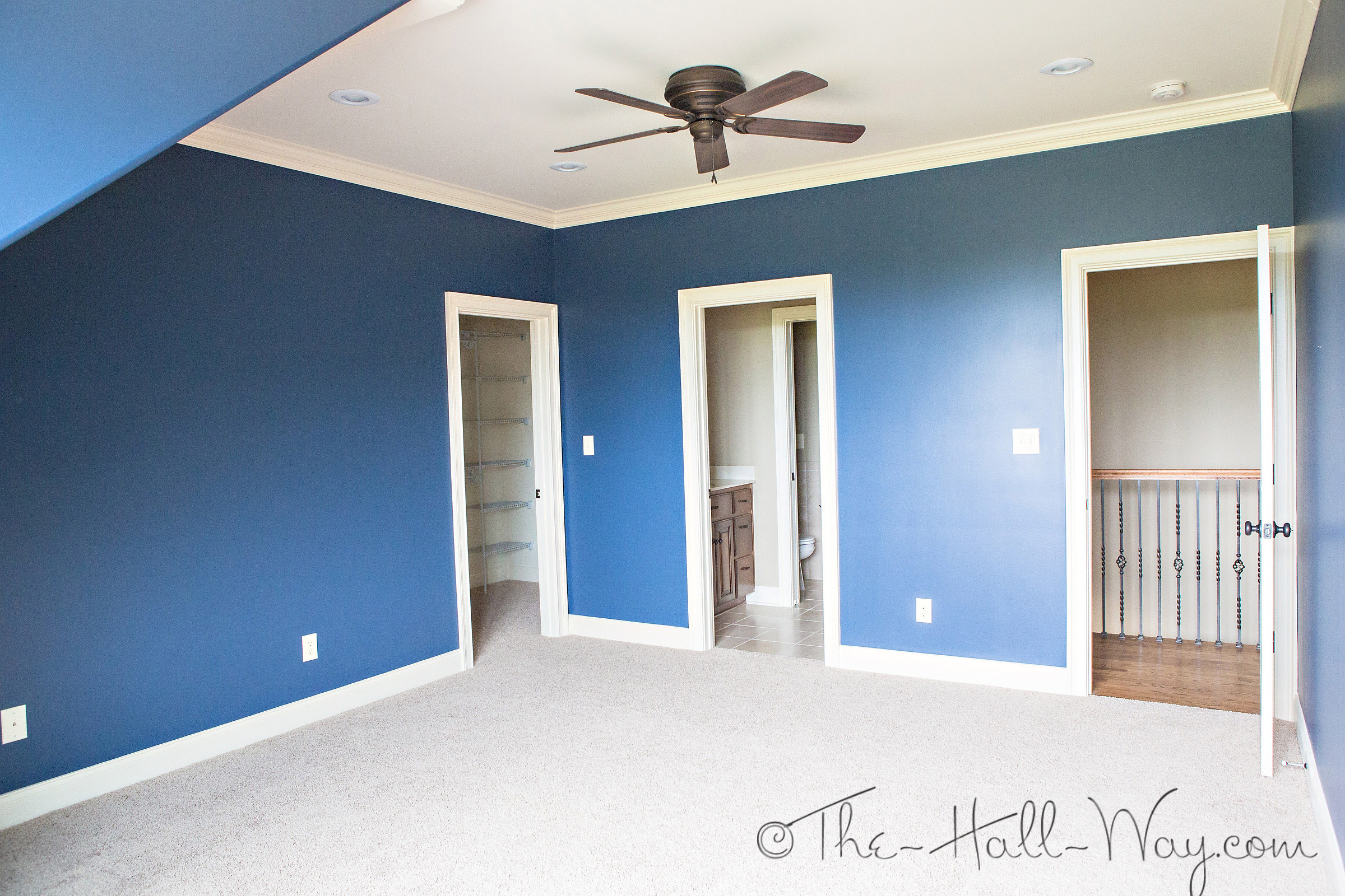 Colors, Styles and Other Design Decisions | The Hall Way